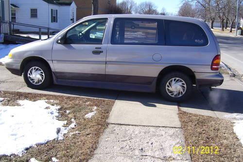 95 Ford Windstar Wheelchair Accessible Van For Sale In