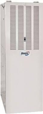 95% Gas Furnace For Manufactured Homes Lifetime Heat