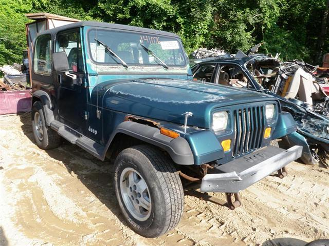 95 jeep wrangler se quality used oem replacement parts for sale in higganum connecticut. Black Bedroom Furniture Sets. Home Design Ideas