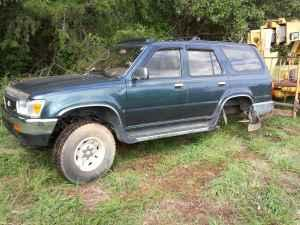95 Toyota 4 runner Part Out Virgilina Va for Sale in