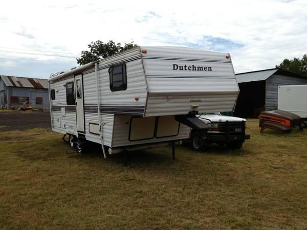 96 dutchman classic 27 39 5th wheel for sale in gilmer for American classic homes reviews