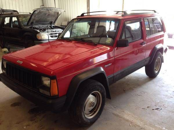 96 jeep cherokee 2 door sport 4 0l automatic 205k for sale in slidell louisiana classified. Black Bedroom Furniture Sets. Home Design Ideas