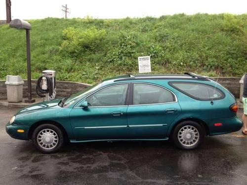96 Mercury Sable Station wagon (Ford Taurus) 83,200