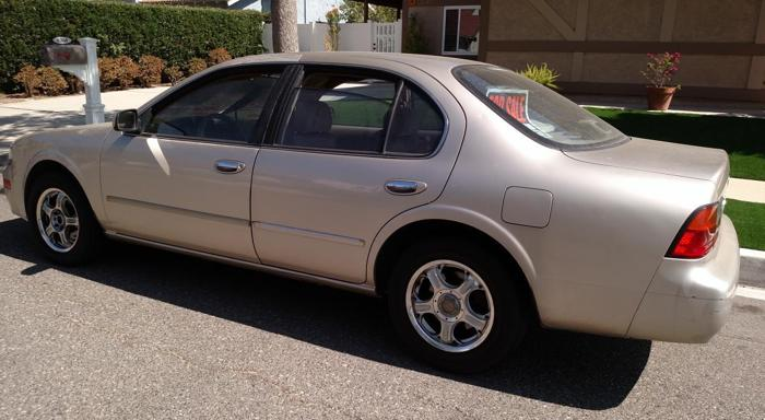 96 Nissan Maxima For Sale In Simi Valley California