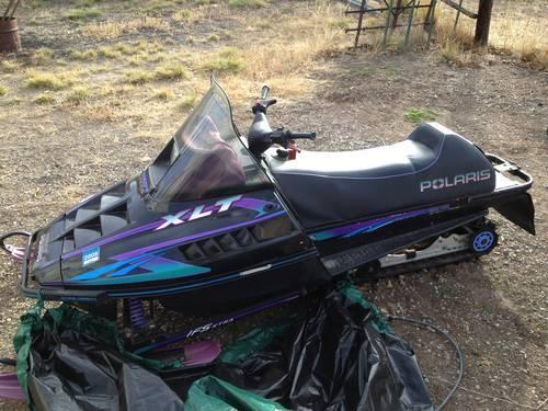 Polaris Xlt Rmk Indy Accs Snowmobile Americanlisted