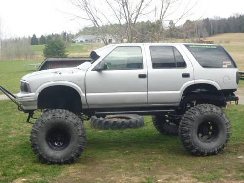96 S10 Blazer Mud Truck or Mud Racer for Sale in Plainfield, Vermont Classified | AmericanListed.com