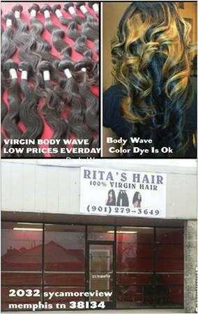 ██ VIRGIN BODY WAVE HUMAN HAIR 12