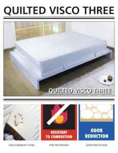 9689 Queen Tempur-Pedic Style Memory Foam Mattress -New 9689 - $375 Tulsa