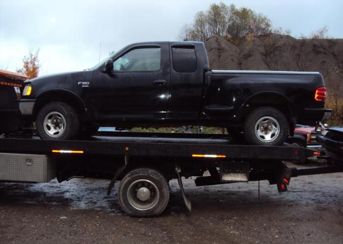 97 04 ford 4x4 parts stepside 5 spd 98 f150 parting out 99 for 1998 ford f150 motor for sale