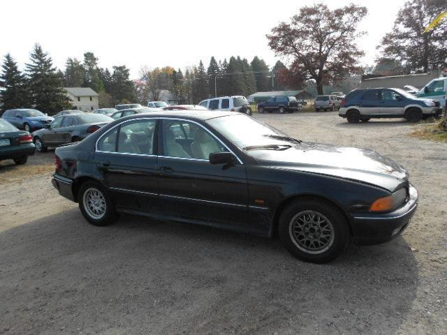 97 bmw 528i it is a fixer upper for sale in forest lake minnesota classified. Black Bedroom Furniture Sets. Home Design Ideas