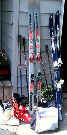 ski equipment inc