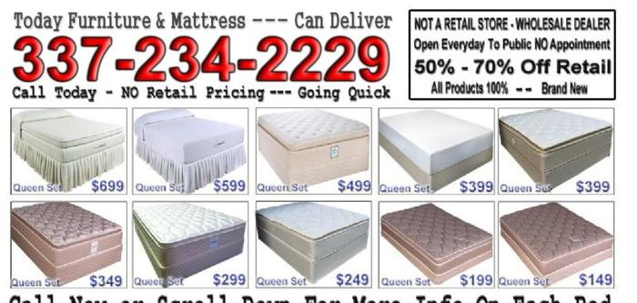 Best Prices In La Great Twin Full Queen King Mattress Sets Free Pick Up Lay A Way