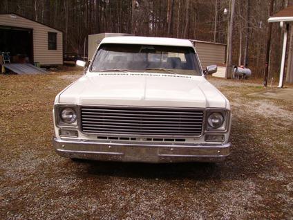 !976 Chevy Silverado Truck !