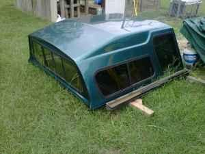 details for 98 03 f150 camper shell will do trades $ 250 dunn price $ ...