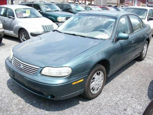 98 Chevrolet Malibu Stock 3801a For Sale In Avon