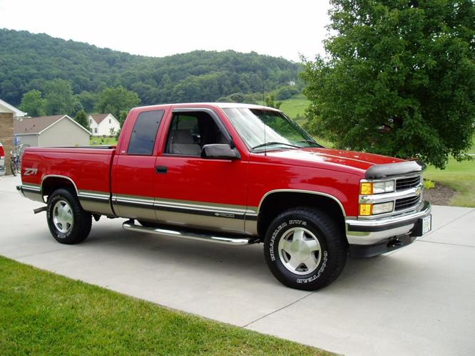 98 Chevy Silverado 4x4 For Sale In State University Arkansas