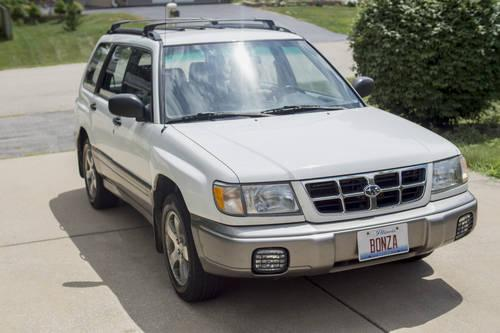98 subaru forester 5 speed manual great condition for sale in cherry rh cherryvalley il americanlisted com subaru forester 1998 repair manual subaru forester 98 manual