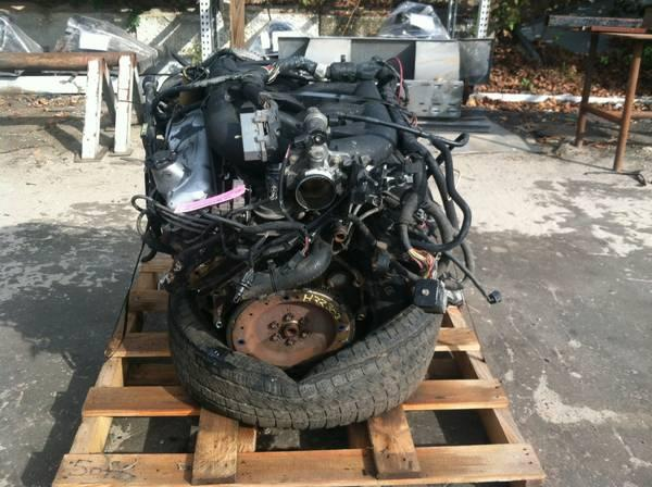 98 WINDSTAR ENGINE 3.8L VIN 4 8TH DIGIT 6-232 - $550