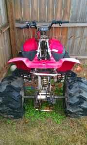 98 Yamaha Warrior - $300 (Oakland)