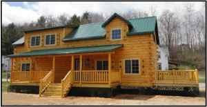 3br Log Cabin To Be Moved To Your Land La Crosse Wi