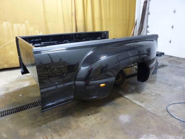99 06 Chevy Gmc Gm Silverado 8 Ft Dually Pick Up Bed Mint 1800