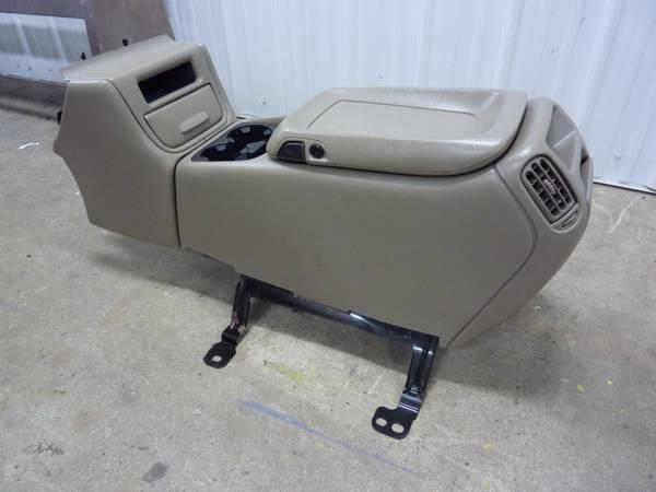 Image Result For  Chevy Silverado Center Console
