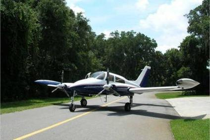 $99,000 1973 Cessna 310Q Twin Engine Airplane