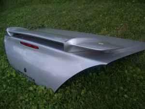 99 05 Pontiac Grand Am SE Gray Grey Silver Trunk W