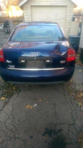 99 Audi A6 Quattro Priced To Go For Sale In Syracuse New York