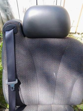 99 Chevy Silverado 1500 Ext. Cab Seats BOTH ROWS - $150