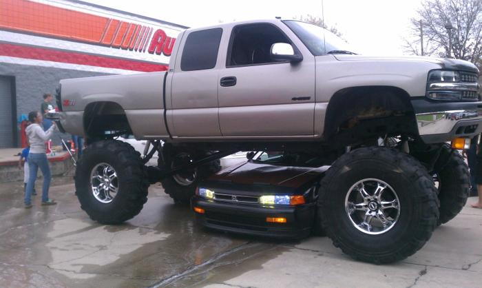 2 Inch Lift Chevy Silverado