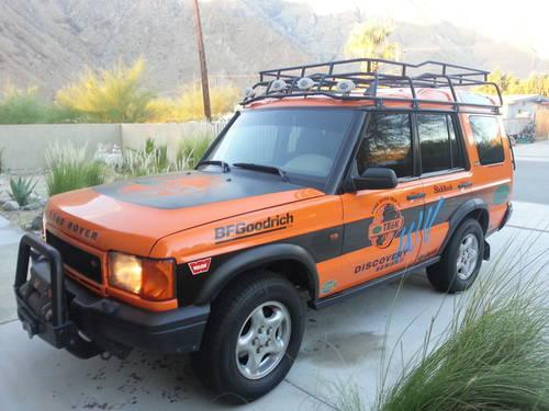 99 Land Rover Discovery II TREK Replica - 4x4 - Excellent Condition
