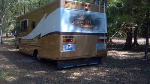 99 Safari Trek Motorhome For Sale In Floral City Florida