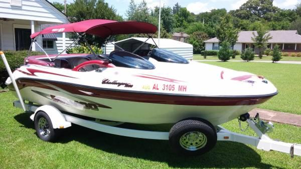 99 SeaDoo Challenger 1800 - for Sale in Muscle Shoals ...