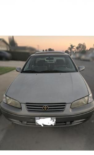 99 Toyota Camry Ce Model 4 Cyl Auto Kbb For In Rancho Cucamonga California