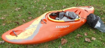 Kayak Whitewater Sporting Goods For Sale In The USA