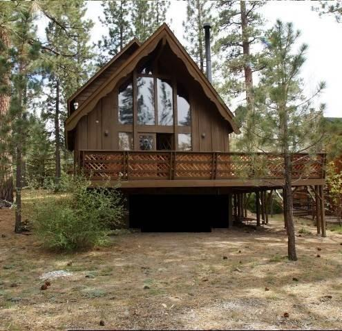 A Cozy A Frame Cabin For Sale In Big Bear California