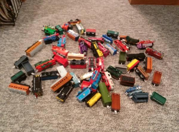 A LOT of Thomas the Train - $225