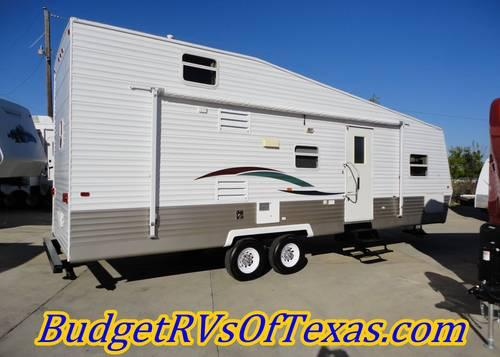 Bumper Pull Travel Trailers For Sale