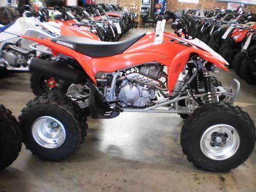 A0758 2013 Honda Trx400x Brand New Full Warranty Ahfc Fi For