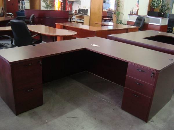 L shaped desk for sale in las vegas nevada classified for Furniture of america las vegas