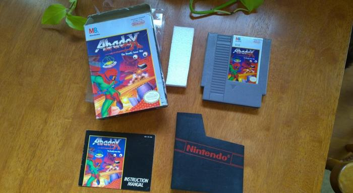 AbadoX for the NES