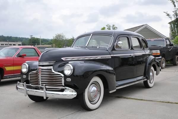 Are Antique Cars Listed Personal Property