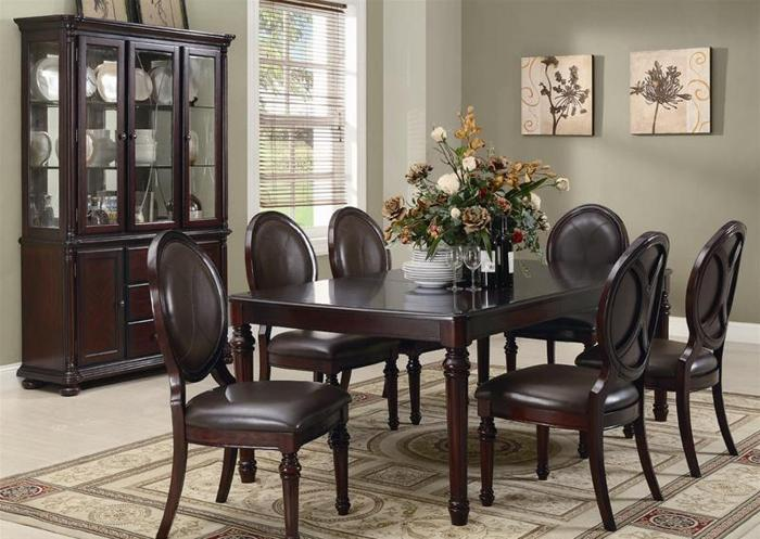 Absolutely Gorgeous Dining Room Table & Chairs DENVER