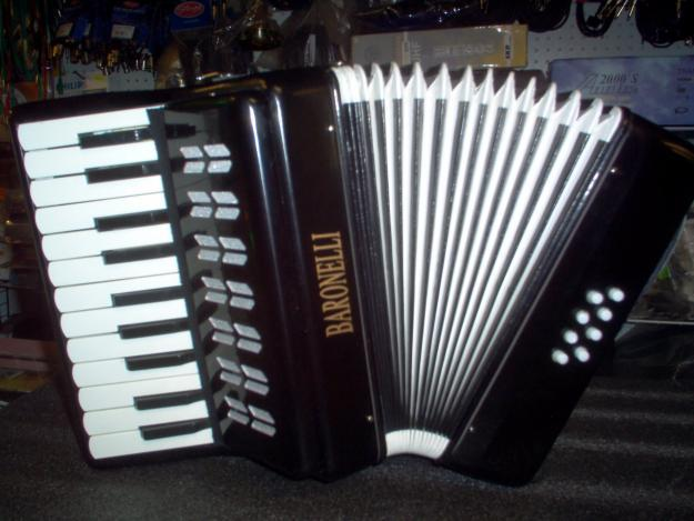 Accordion acordeon