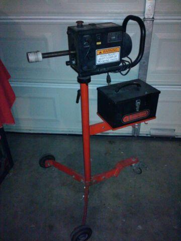 Accuturn 8800 8750 On Car Brake Lathe With Power Stand