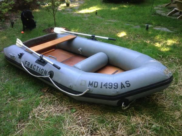 Achilles 10 Hard Bottom Inflatable Dingy For Sale In Arnold