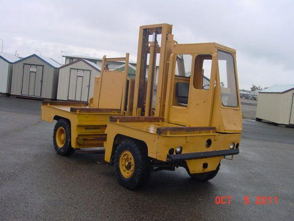 Acs110 Side Loading Forklift Yakima Valley For Sale In