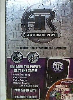 Action Replay Max (GameCube) FREE Shipping