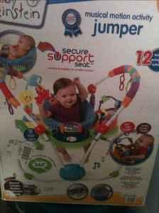 activity jumper - $75 (Cecilia )